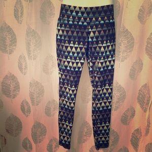 MOSSIMO leggings activewear compression SZ S